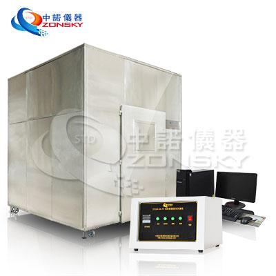 电线电缆烟密度试验机 ZY6166-PC