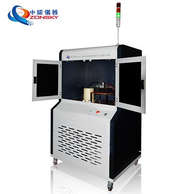固体绝缘材料电介强度试验机