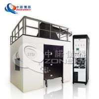 ZY6242建筑材料或制品的单体燃烧试验机