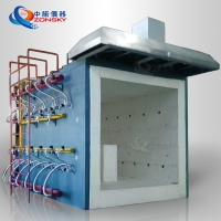 高温(排烟)风机耐火性能试验炉